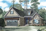 European House Plan Front Image - 055D-0894 | House Plans and More