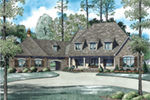 Country House Plan Front Image - 055D-0983 | House Plans and More