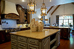 Country House Plan Kitchen Photo 04 - 055D-0983 | House Plans and More