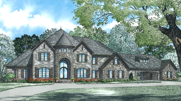 Home Plans with Elevators House Plans and More