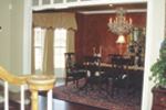 Traditional House Plan Dining Room Photo 02 - 055S-0002 | House Plans and More