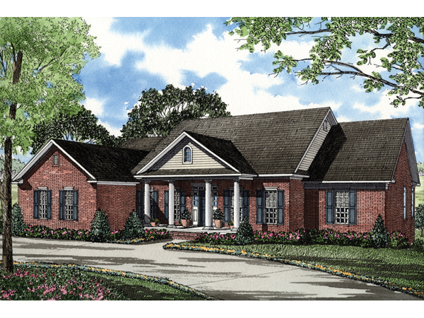Alberta Hill Luxury Home Plan 055s 0005 House Plans And More