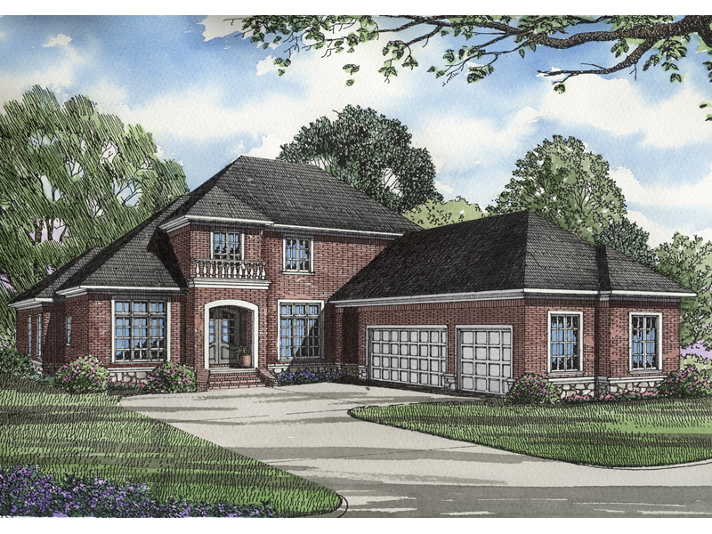 Vida Luxury Home Plan 055S 0021 House Plans and More