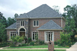 European House Plan Front Photo 01 - 055S-0022 | House Plans and More