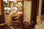 Country French Home Plan Bathroom Photo 01 - 055S-0027 | House Plans and More