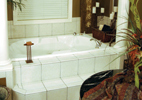 Country French Home Plan Bathroom Photo 02 - 055S-0027 | House Plans and More