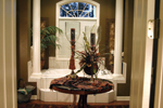 Country French House Plan Bathroom Photo 03 - 055S-0027 | House Plans and More