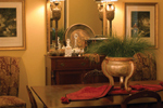 Traditional House Plan Dining Room Photo 01 - 055S-0027 | House Plans and More