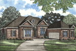 Attrractive Brick Home Is Loaded With Curb Appeal