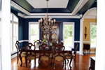 Traditional House Plan Dining Room Photo 01 - 055S-0054 | House Plans and More