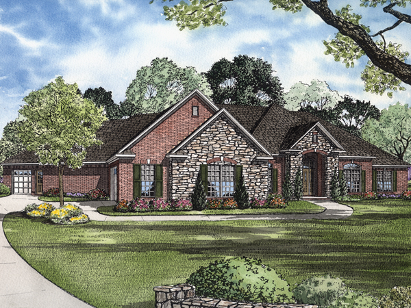 Laddonia Manor Luxury Home Plan 055s 0065 House Plans