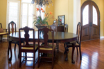 Country House Plan Dining Room Photo 01 - 055S-0075 | House Plans and More