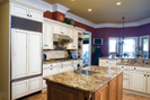 Traditional House Plan Kitchen Photo 02 - 055S-0075 | House Plans and More