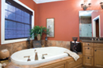 Traditional House Plan Master Bathroom Photo 02 - 055S-0075 | House Plans and More