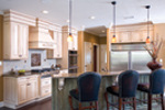 European House Plan Kitchen Photo 02 - 055S-0087 | House Plans and More