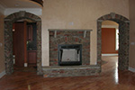 Luxury House Plan Fireplace Photo 01 - 055S-0101 | House Plans and More