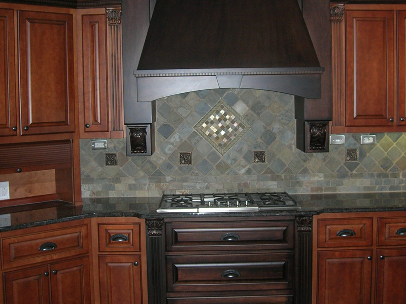 Luxury House Plan Kitchen Photo 02 - 055S-0101 | House Plans and More