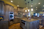 European House Plan Kitchen Photo 01 - 055S-0103 | House Plans and More