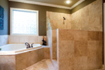 Country House Plan Master Bathroom Photo 01 - 055S-0104 | House Plans and More
