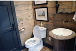 Ranch House Plan Bathroom Photo 01 - 055S-0127 | House Plans and More