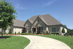 Ranch House Plan Front Photo 02 - 055S-0127 | House Plans and More