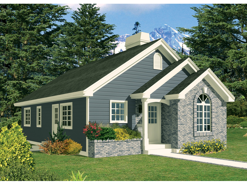 Perfect Home Design For A Narrow Lot
