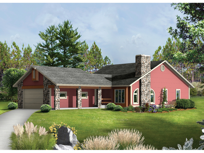 Perfect Narrow Lot Home Design