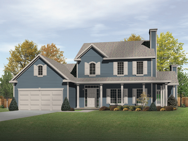 Innsbrook Traditional Home Plan 058d 0112 House Plans