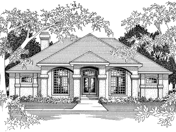 Stellarton sunbelt home plan 060d 0051 house plans and more for Sunbelt homes