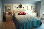 Sunbelt Home Plan Bedroom Photo 01 - 062D-0016 | House Plans and More