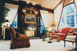 Sunbelt Home Plan Living Room Photo 01 - 062D-0016 | House Plans and More