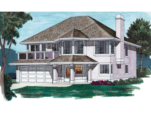 Corbett sunbelt home plan 062d 0111 house plans and more for Sunbelt house plans