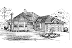 Bay Windows Create An Aesthetically Appealing Ranch Façade