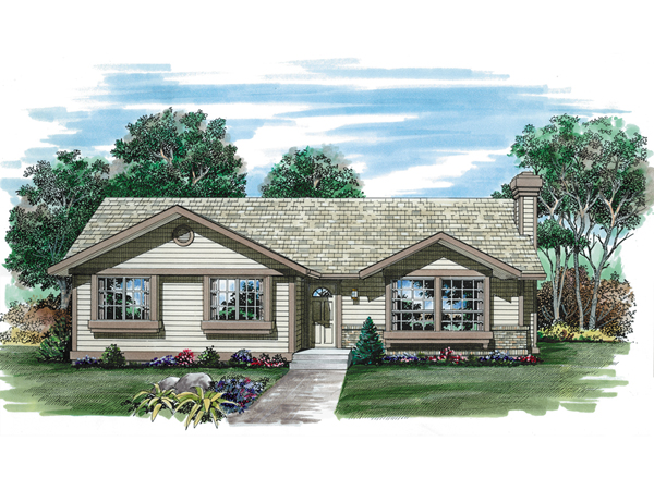 062D-0259-front-main-6 Ranch House Plan Shallow Lot on open floor plans house plans, narrow lakefront house plans, narrow waterfront home plans, drive under garage house plans, side-entry house plans, island house plans, panoramic view house plans, french quarter style house plans, georgian plantation style house plans, weird house plans, narrow coastal home plans, small house plans, narrow houses floor plans, cottage style house plans, 24x24 house plans, best one story house plans, small narrow lot home plans, narrow depth house plans, craftsman narrow house plans, coastal living house plans,