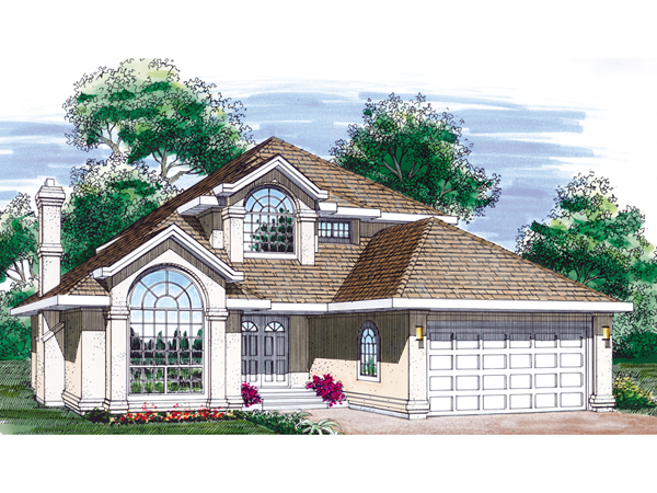 Seawind sunbelt home plan 062d 0305 house plans and more for Sunbelt homes