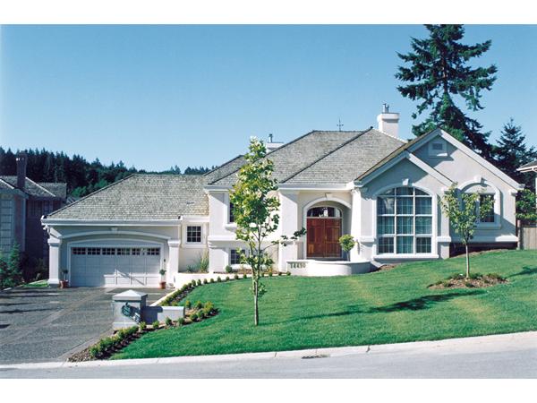 Carboneras split level home plan 062d 0335 house plans - Casas americanas espana ...