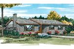 Distinctive Brick Ranch Home