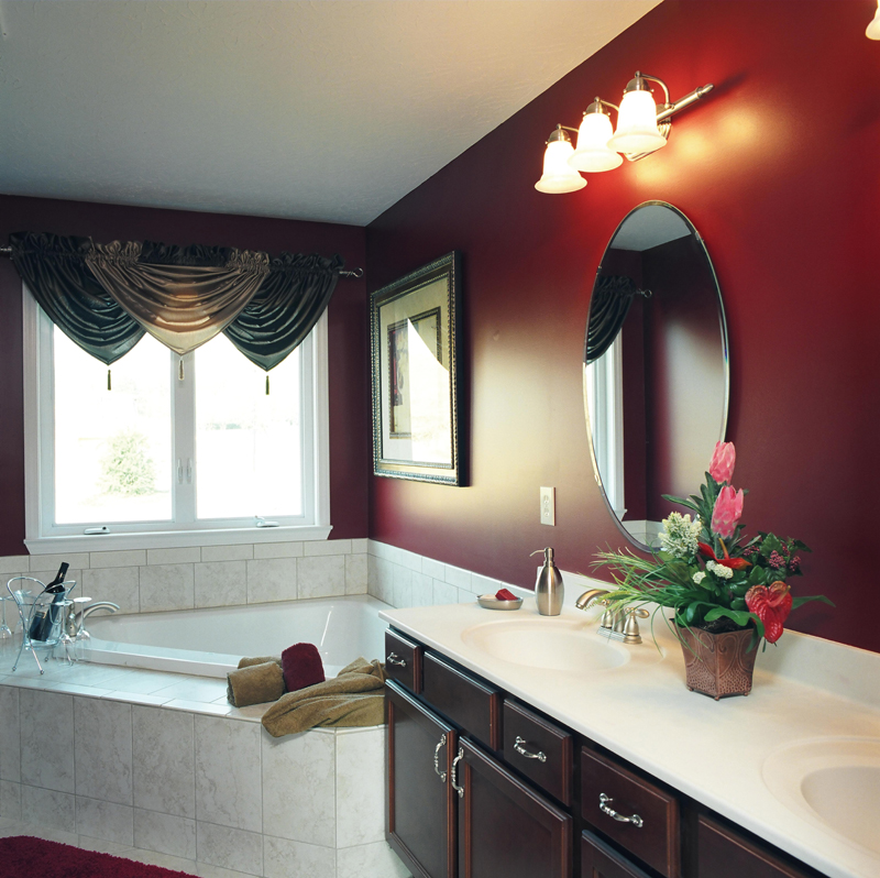 Traditional House Plan Master Bathroom Photo 01 065D-0011