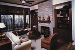 Traditional House Plan Great Room Photo 02 - 065D-0013 | House Plans and More