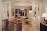 Arts and Crafts House Plan Great Room Photo 01 - 065D-0041 | House Plans and More