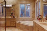 Ranch House Plan Master Bathroom Photo 01 - 065D-0041 | House Plans and More
