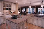 Country French Home Plan Kitchen Photo 01 - 065D-0043 | House Plans and More