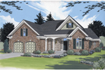 Home With Outstanding Curb Appeal