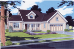 Lovely Traditional Plan with Neoclassic Style