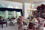 Sunbelt Home Plan Dining Room Photo 01 - 065D-0077 | House Plans and More