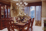 Country French House Plan Dining Room Photo 01 - 065D-0087 | House Plans and More