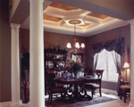 Shingle House Plan Dining Room Photo 01 - 065D-0103 | House Plans and More