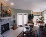 Shingle House Plan Great Room Photo 01 - 065D-0103 | House Plans and More