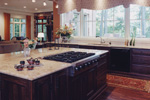 Italian House Plan Kitchen Photo 01 - 065D-0120 | House Plans and More