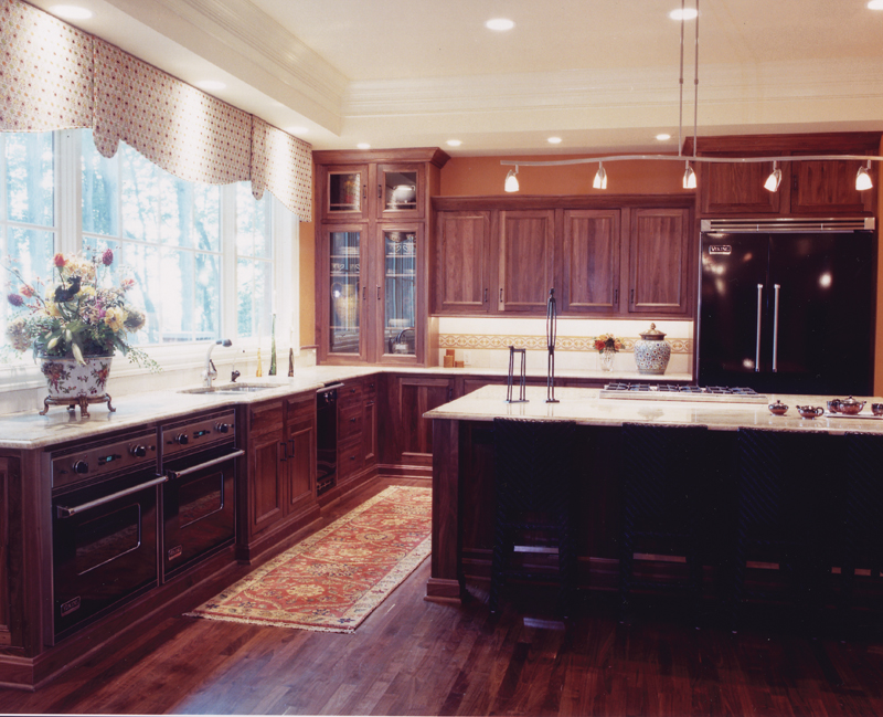 Traditional House Plan Kitchen Photo 02 - 065D-0120 | House Plans and More
